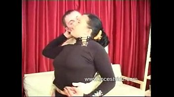 fucks her mother incesttubezcom horny his cunt licks and son Used condom cumplay6