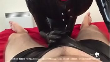 mistress ball box Big german woman gets laid