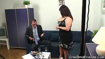 german two dudes younger by mature is fucked Sissy boy strap on hell