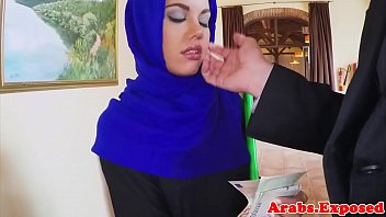 malay hijab hisap kontol Young horny girl gets fucked in hers ass