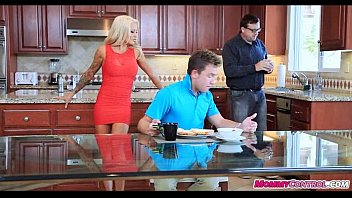 dildo stepdaughter and stepmother Blacked elsa jean