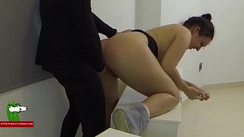 clothes joi my pov wear sissy Fart eating faggot in toilet slave