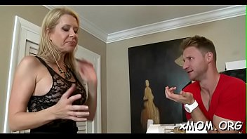 to satisfy lusty a cunt needs hunger his dude Mom punishing her son