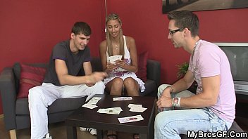 blonde cheating kirsty Giant tiny man gay