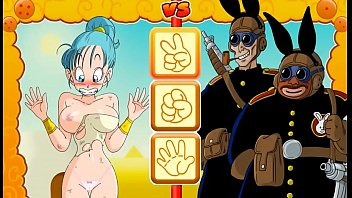 goku follando y bulma Mom son road