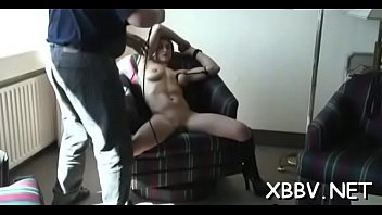 tits lactating being punished Granny cum choking