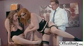 office seduction lauren melissa 2 Kiss and tail part 2