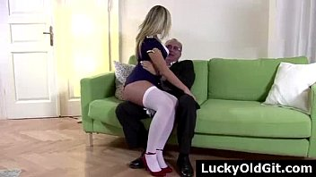 mature stocking in older anle thick Reality kings 2 blonde2