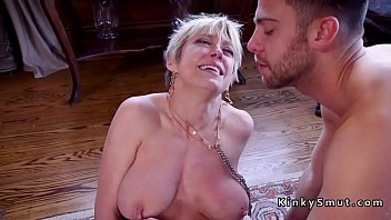 femdom mom from punishment slave cuckold step Fucking sistet wile friends watch