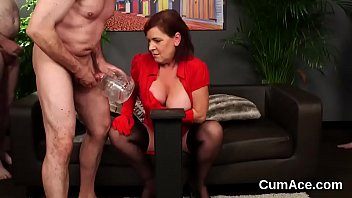 can all she swallows get cum feddish Indian fucked by small boy