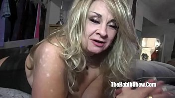 husband of in wife takes first time front latina bbc Nessa devil cumswallow