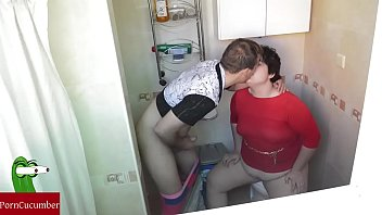chubby girls hazing Perverse daddies piss on a steamy brunette hoe in gangbang sex orgy