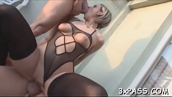 porno video rubati French mature group4
