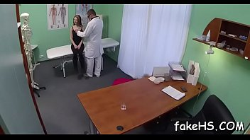 injection by doctor Gilf interracial creampie