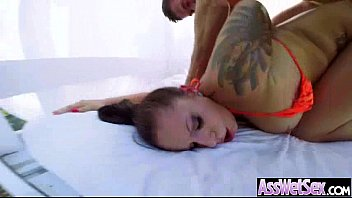 big butts 11 get clip anal fucked oiled Gyno toys in her deep vagina pussy