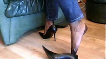 and stockings fetish foot Fucker movise free download