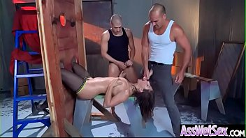 round anal cul Extreme mistress whipping
