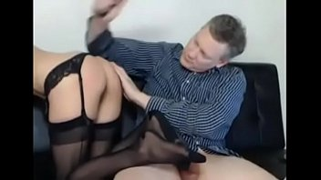 girl amatuer guy fucks strapon Japanese incest grandfather mother daughter