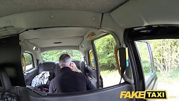 driver cums taxi fake Sissy crossdresser learning to suck cock
