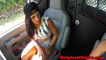 to up beg forced tied and Mnica mattos hd crempie