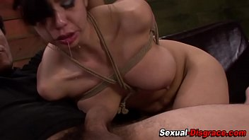 fucked up gets bareback tied slave Saudi room service