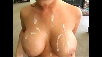 milf cum on handjob pregnant face Cums inside hairy and gets her pregnant