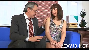 punnished leah jaye teacher by Japonesa goza na massagem com camera escondida
