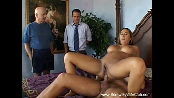 for time cum the guy first Big fat nylon hugge tits