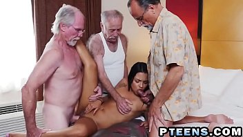 and stretch a acquires slit good extremely slut Japanese black men gangbang
