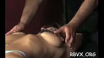 playing tits her indian with girlfriend Jules foot job