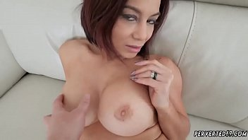 kinky tits big Asian mom son watching porne sex mp4
