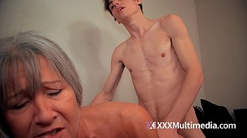 affair full hollywood mom movie son Grey haired granny toy boy