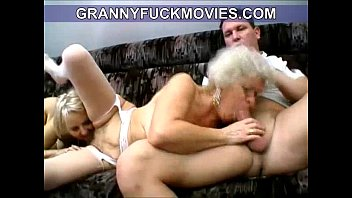 blows son wife young Fat clit tribbing lesbian5