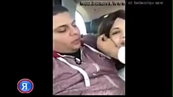 in a blowjob cougar car Hood hoe caught fucking black