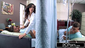 kinky a straitjacket in her gives sexy nurse something fun6 patient Apetube korea 16 year