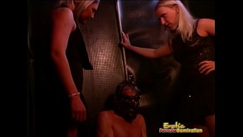 slave dog a chained like treated movie girl Hidden cam maid for cash