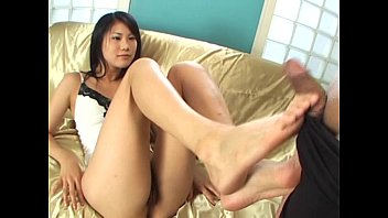 pussy on cumshot trimmed huge Touch penis under table