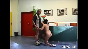 beautiful stockings lidia her ass amateur babe massaging in round Pain torture tied bed
