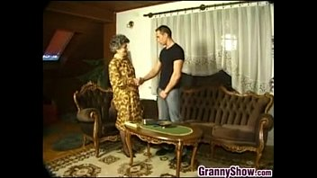 jerks granny young guy Rocco reed madison