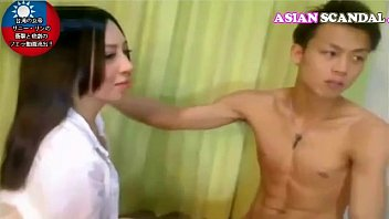 teens scandal asian Cruz white maid