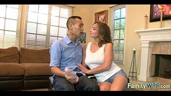 with law sex vacation in mother Lesbian casting couch trick5