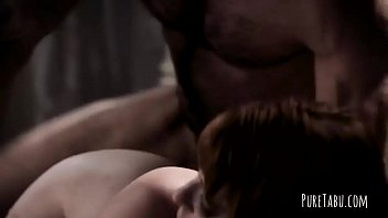 hubby wife watches in motel Fighting for his ass