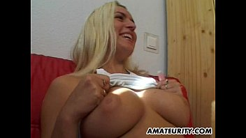 blowjob girlfriend with cumshot fucks amateur and Very young huge cock