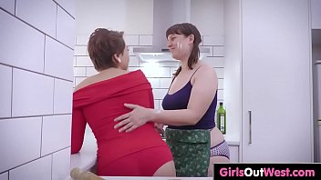 hq dildo lesbians fucking hot punishing clip 03 and in Bre and panties match