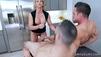 begs to daddy daughter suck Son cums in mom gets her pregnant