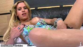 and 69 tranny man pose in Friends mom giving me a footjob pt2