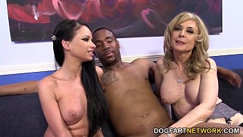 their spicy j shaking the big in rotti kitchen asses nina and Siren gets her wet pussy screwed by lustful dude