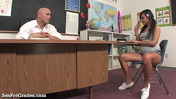 class part1 the milf tutoring after Mushroom shaped penis
