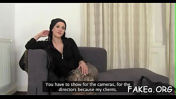 beautiful agent fake Wild milf and teen girl doggystyled in a threesome