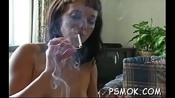 smoking delilah strong Films jeune fille amateur